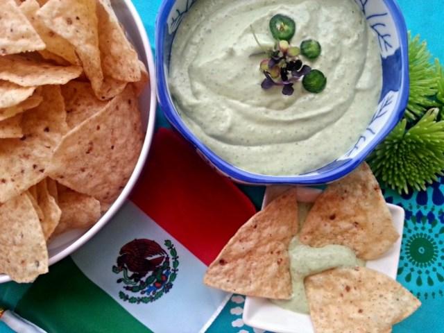 Spicy Avocado Dip with PHILADELPHIA Cream Cheese A Golazo to the Tastebuds