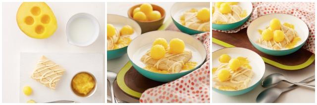 Mango Me Happy Dessert Hack #BringBackDessert #ad