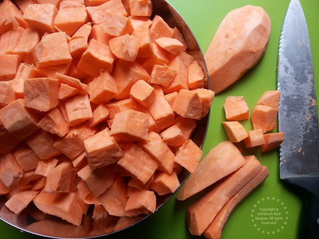 Low in carbs high in vitamins and minerals the sweetpotato is a designated superfood #CABatata