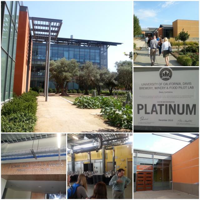 University of California Davis Campus #TASTE14