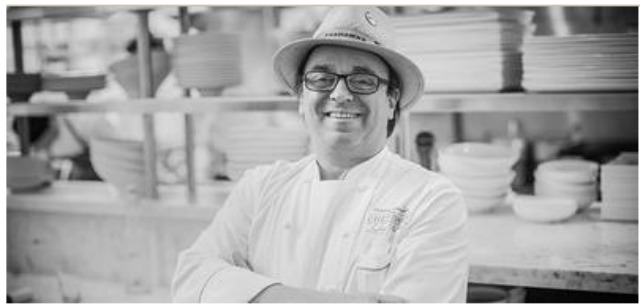 Chef Thierry Rautureau The Chef In The Hat Photo Credit IFBC #IFBC