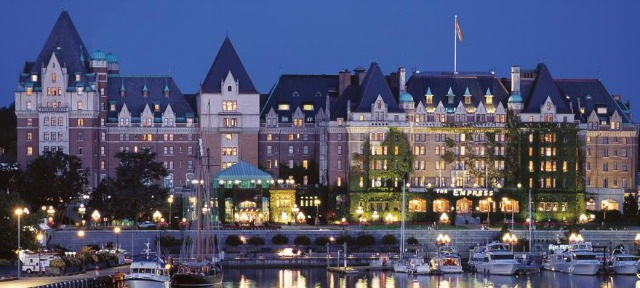 Fairmont Empress Photo Credit Fairmont Hotels #ABRtravels #travel