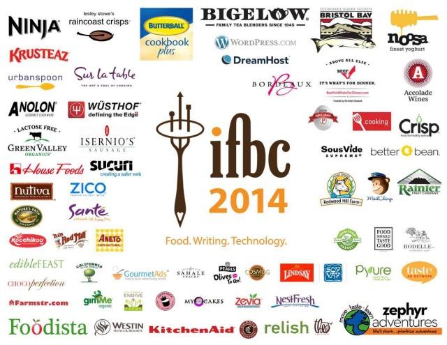 IFBC 2014 Sponsors #IFBC