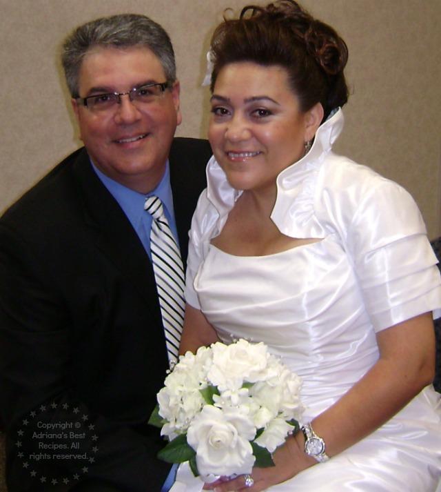 John & Adriana on their Wedding Day #MomentosCoke #Ad