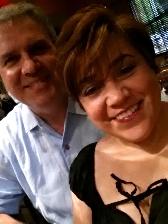 John and Adriana Martin Celebrating their Latino Heritage and Their Wedding Anniversary #MomentosCoke #ad
