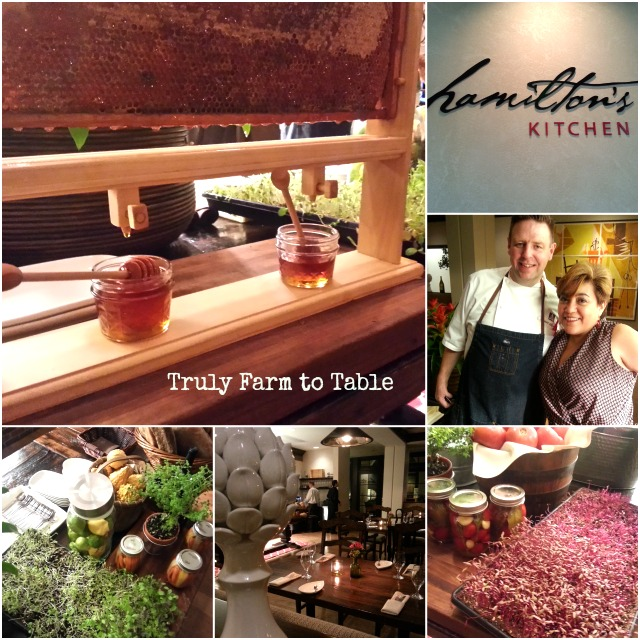 Hamiltons Kitchen Truly Farm to Table