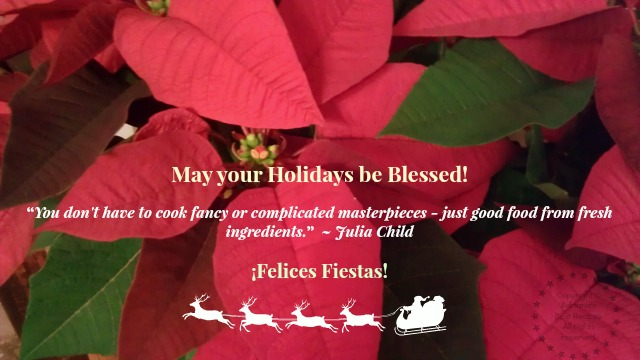 May your holidays be blessed #ABRecipes