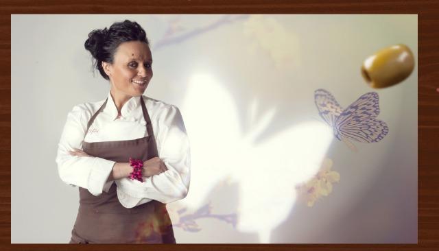 Chef Najat Kaanache from Piripi Miami  Photo Credit Piripi Miami
