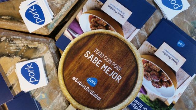 Goya Foods Swine and Wine presented by the National Pork Board  #SabiosDelSabor #ad #SOBEWFF