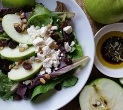Green Apple Salad Recipe