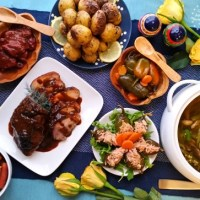 Holy Week and Easter Menu