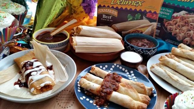 Cinco de Mayo Fiesta Menu #DelimexFiesta #ad