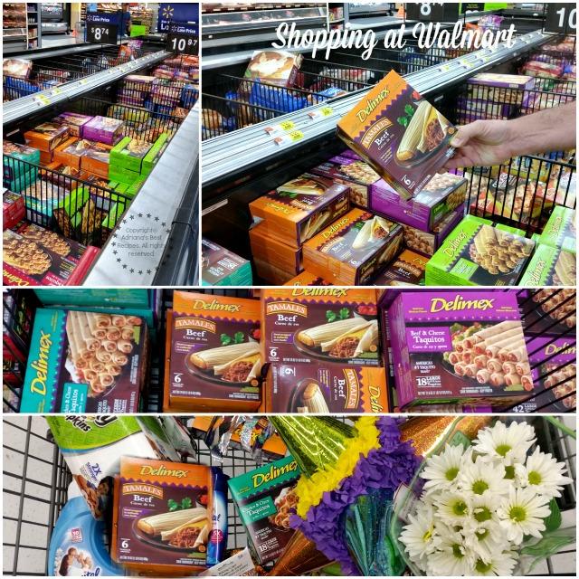 Shopping at Walmart for my Cinco de Mayo Fiesta #DelimexFiesta #ad