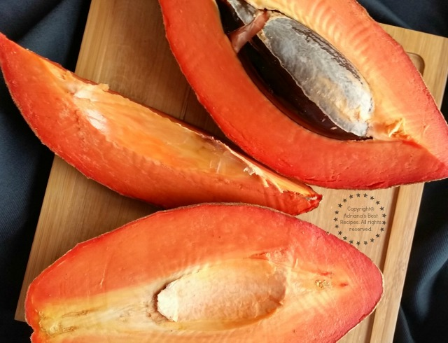Mamey from South Florida #ABRecipes