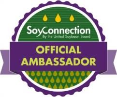 Soybean Board Ambassador #SoyParaSoy