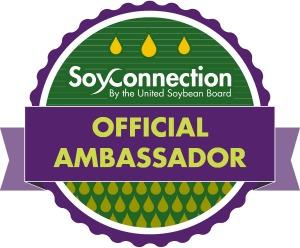 Soybean Board Ambassador #SoyParaSoy #ad
