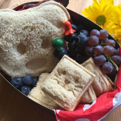 Mom's Back to School Bento Box