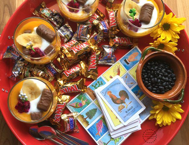 Ready to play Loteria Mexicana with the family #FunSizeMerienda #ad