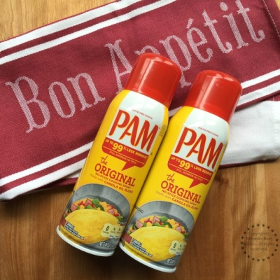 Tips para Cocinar con PAM Cooking Spray