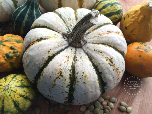 Pumpkins #TeamFreshSummit #ad