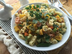 Spring Pasta for Easter Lunch