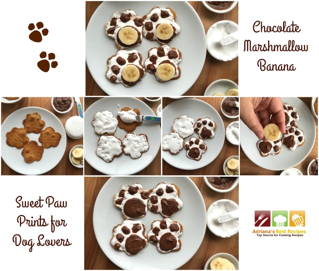 Sweet Paw Prints for Dog Lovers