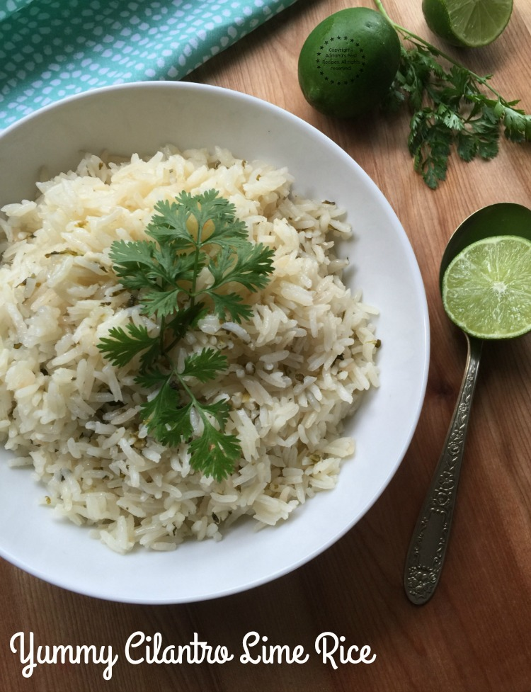 Follow my tricks and recipe steps and you will be successful making this yummy cilantro lime rice