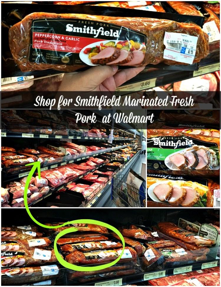 Shop for Smithfield Marinated Fresh Pork at Walmart