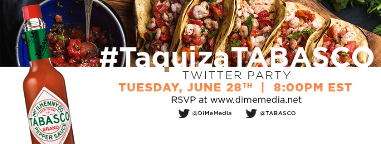 TABASCO Taquiza Twitter Party