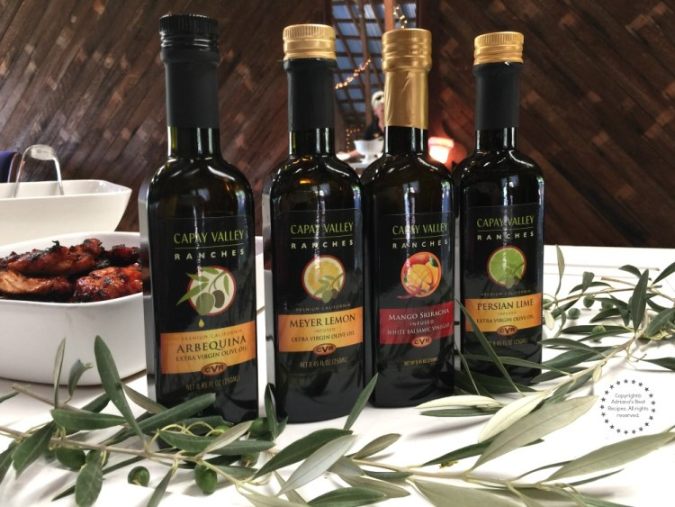 Capay Valley Olive Oils