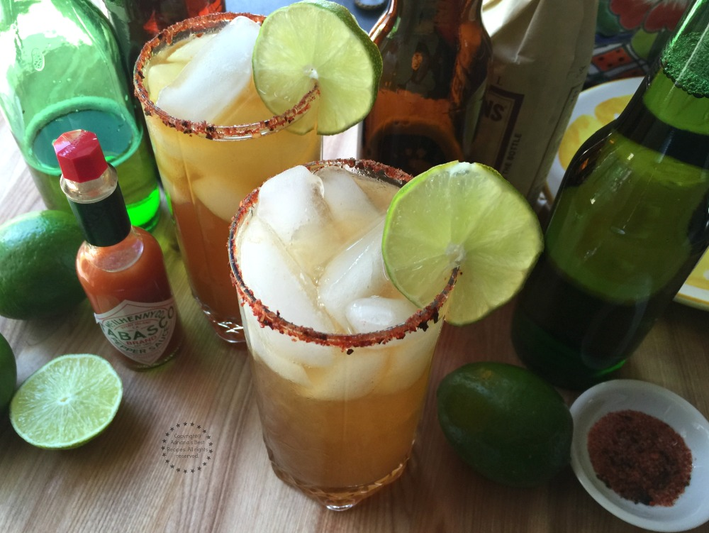 Michelada Cocktail Recipe