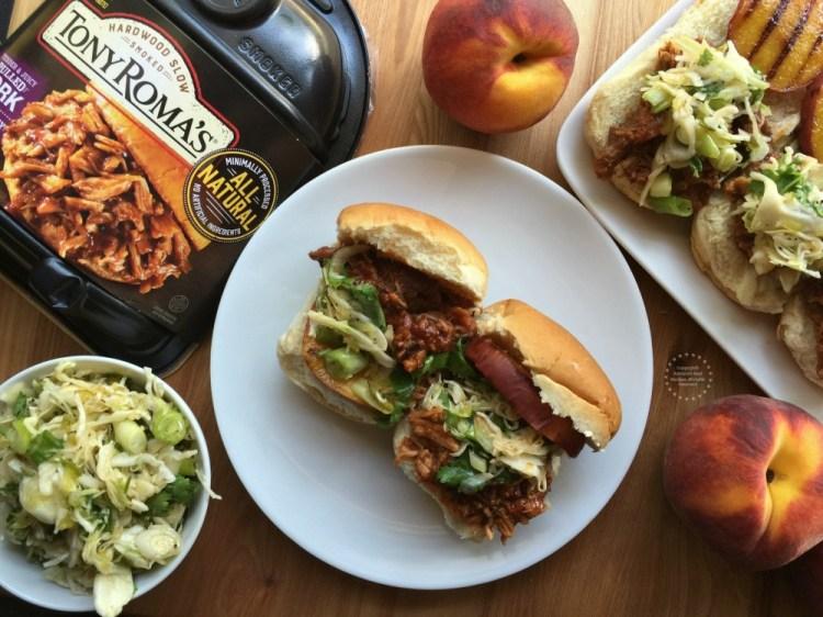 Tony Roma's makes it easy to enjoy authentic BBQ goodness