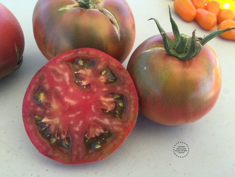 Tomates Hybrid con sabor fresco y bien definido