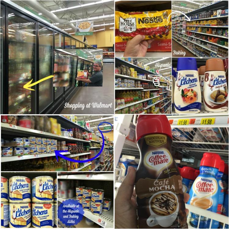 De compras por Walmart