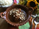 Almond Mole recipe inspired in the traditional Mexican Almendrado