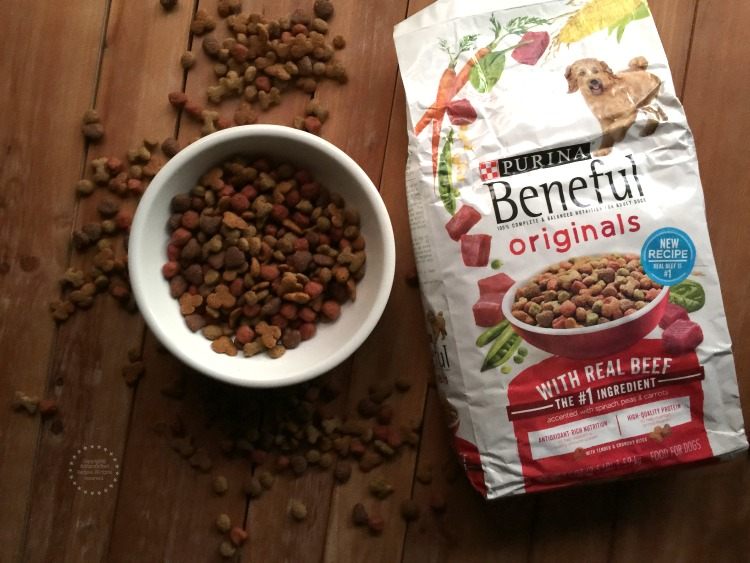 Beneful has a new recipe that features meat as the #1 ingredient
