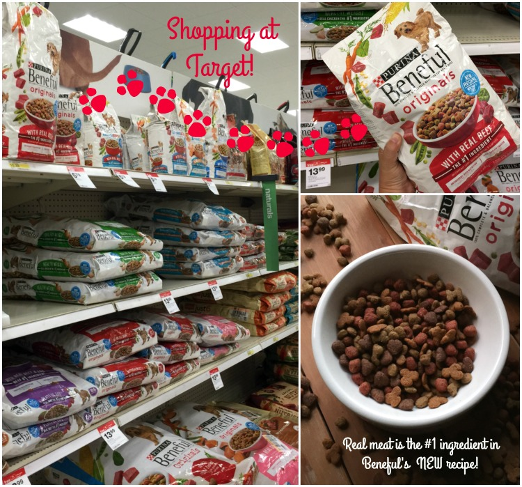 Find Beneful Originals at Target