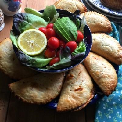 Empanadas de Salmon para la Cuaresma