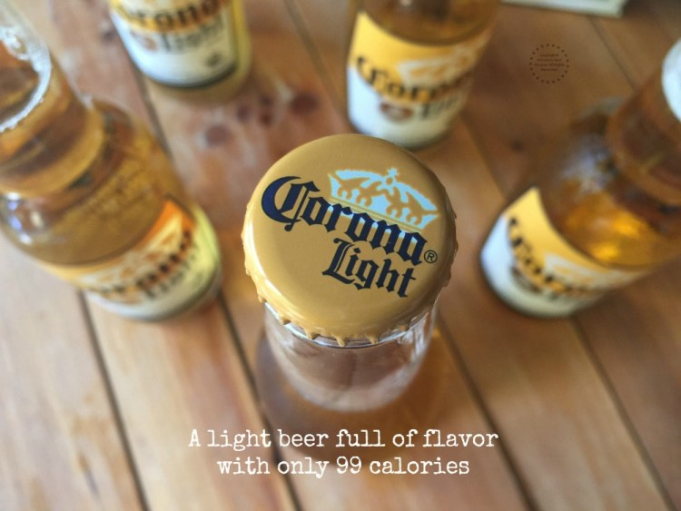 A light beer full of flavor with only 99 calories