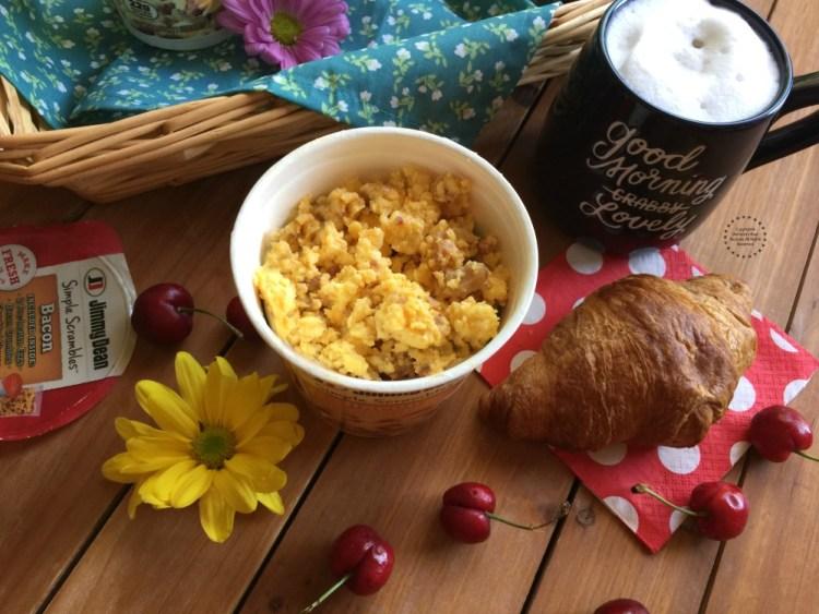 Complete breakfast in seconds