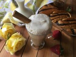 Cafe con Leche Frappe