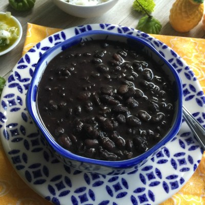 Cuban Black Beans A Family Tradition