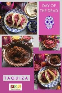 Delicioso Puerco Estilo Yucatán para la Taquiza de Día de Muertos