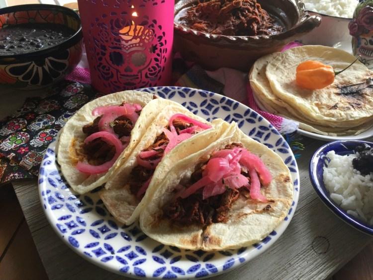 Yucatan Pork Loin Pibil Feast
