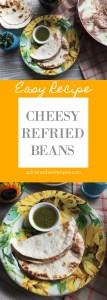 Los frijoles refritos con queso Oaxaca son una tradición familiar
