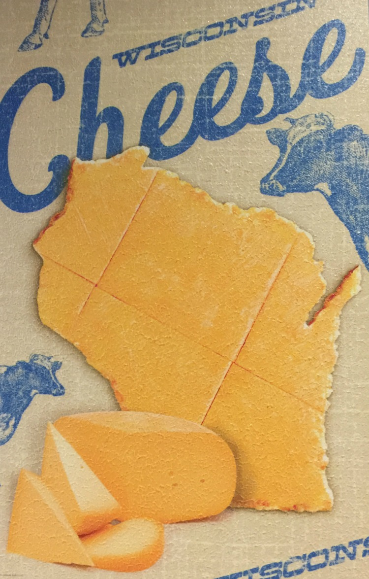 Culvers cheese curds are made using farm fresh dairy from Wisconsin family farms
