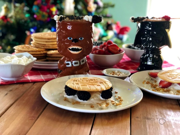 A tasty Star Wars feast to delight padawans, rebels and dark side characters