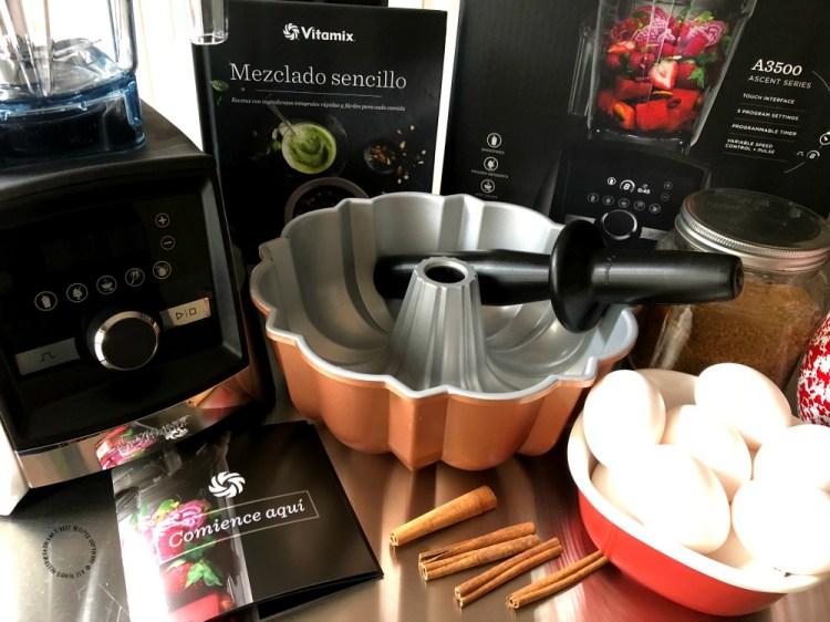 La licuadora Vitamix® Ascent ™ 3500 mi aliado en la cocina