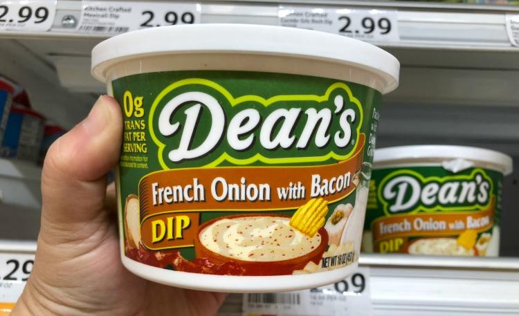 Compré Dean's French Onion with Bacon Dip en Walmart