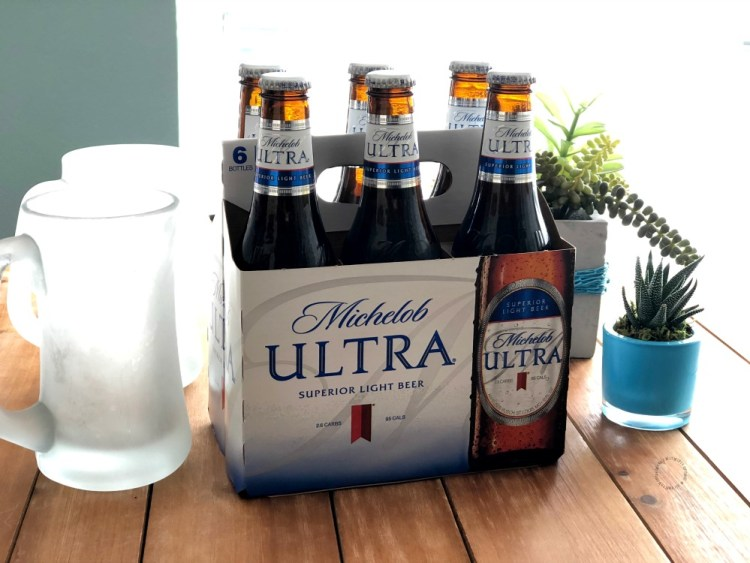 Michelob ULTRA The Superior Light Beer
